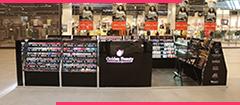 Golden Beauty Shop Mini - BEO Shopping Center